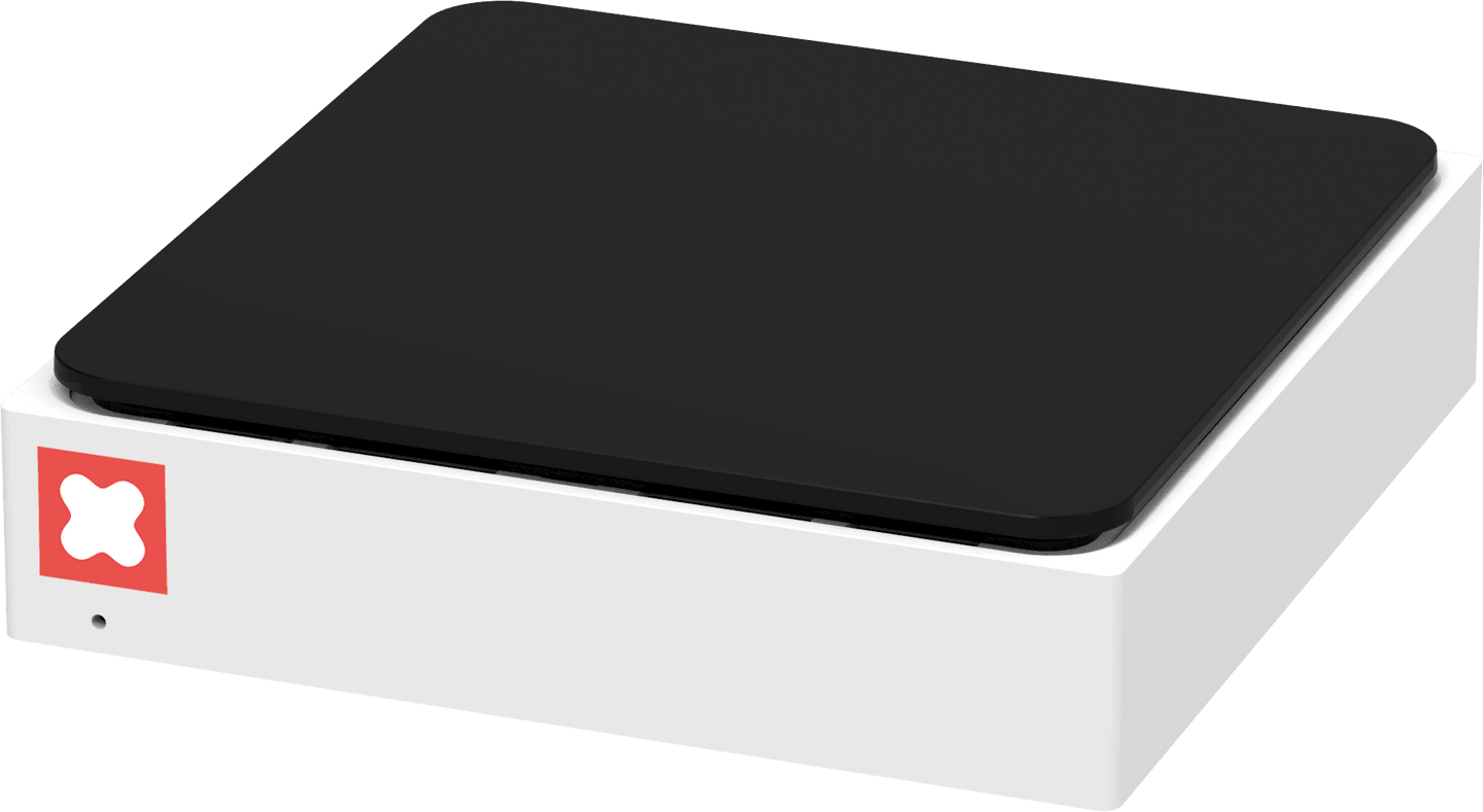TV-Box IP1200 Devant