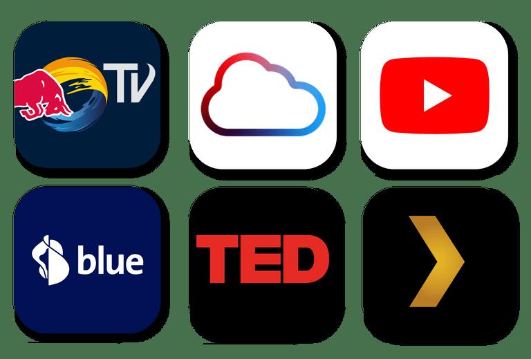 Wingo TV-Box Apps