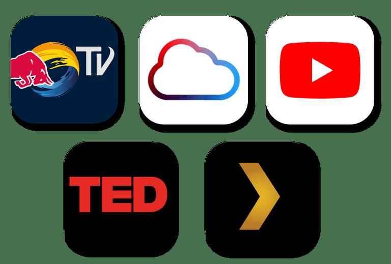 Logo TV-Box Apps